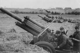 выставка артиллерия в годы великой отечественной войны в