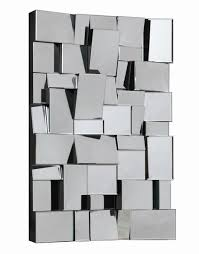 mirror art. mirrored wall art brax 3d deco faceted mirror 120cm quality bevel pieces brand p