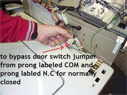 tag dryer door switch wiring diagram tag how to bypass the lid switch on tag lsg7806aae fixya on tag dryer door switch wiring