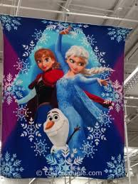 Frozen Throw Blanket Costco