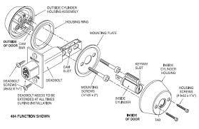 Schlage Locks Parts Diagram Schlage Door Knob Parts Knobs Rh