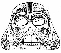 Small Picture Get This Free Dia De Los Muertos Coloring Pages to Print t29m10