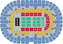 Long Beach Arena Seating Chart Elton John Pechanga Arena San Diego