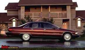 Autos of Interest » Design Notes: 1991 Chevrolet Caprice » Page: 11