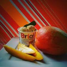 brio ice cream tropical mango nutrition facts nutrition ice cream brio and mango
