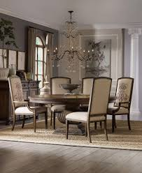 round table dining room furniture. Amazon.com - Hooker Furniture Rhapsody Round Dining Table Rustic Walnut Tables Room
