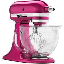 Pink Kitchen Aid Mixer Kitchenaid Artisan Designer 5 Qt Raspberry Ice Stand Mixer