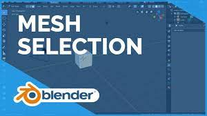 Mesh Selection Mode - Blender 2.80 Fundamentals - YouTube