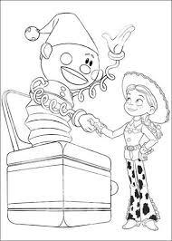Kids N Fun 34 Kleurplaten Van Toy Story 3