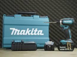 Máy bắt vít dùng pin Makita DTD153RFE - META.vn