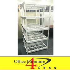 office cubicle accessories shelf. Cubicle Hanging Shelves Office Accessories Storage Rack Shelf Furniture 4 . T