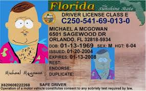Drivers Fake License Florida Florida Fake