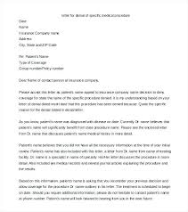 Letter To Insurance Company Sample Requesting Reimbursement