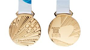 Olympic Medal Designs Since 1896 A Gold Medal For Design Olympic News
