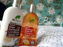 makeupalley review dr organic moroccan argan oil shoo virgin coconut oil conditioner