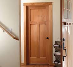 shaker interior door styles. CRAFTSMAN / SHAKER STYLE DOOR WITH LIGHT WALNUT STAIN !! Shaker Interior Door Styles