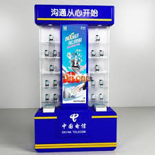 Cell Phone Display Stands Shop CounterCell Phone Shop Countershop Counter上海思彤科技发展 5