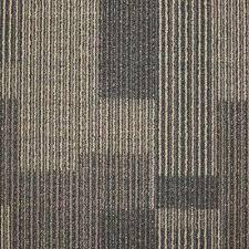 Hazelnut Carpet Carpet Tile Flooring The Home Depot