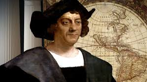 christopher columbus did columbus really discover america mr  the map above shows the world as christopher columbus knew it he had no idea that the continents of north and south america even existed
