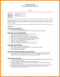 Home Aide Sample Resume Teaching Objective For Resume