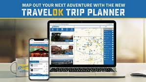 Tripplanner Com Introducing The Travelok Trip Planner Travelok Com Oklahomas