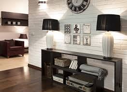 home wall decor ideas brick wall this has the feel of a