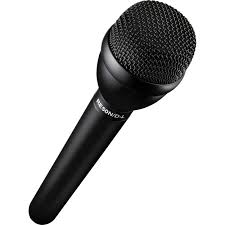 re50 b h photo video electro voice re50n d l omnidirectional dynamic shockmounted eng microphone long handle and