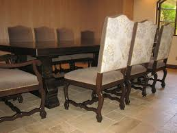 custom spanish style furniture. custom spanish dining table and upholstered chairs style furniture e