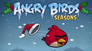 Angry Birds Seasons music - Season's Greedings - YouTube