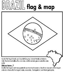 Brazil Coloring Page Crayolacom