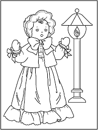 American Girl Doll Coloring Pages Printable Get Coloring Pages