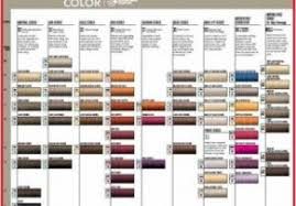 Paul Mitchell Demi Permanent Hair Color Hair Color Chart