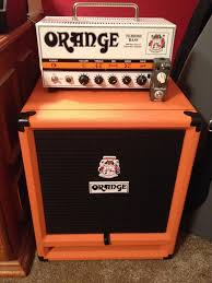2x12 Bass Cabinet Traded Orange Sp212 Bass Cab For 112 Or Micro Head Talkbasscom