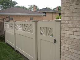 vinyl fence colors. Vinyl Fencing Colors Fence \u0026 Contractors In Chicagoland | Rustic G