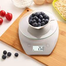 AMIR Digital Electronic Kitchen Scale Cooking Home Food Tools