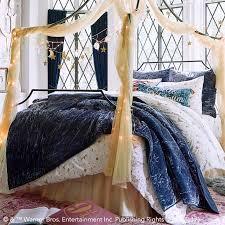 excellent harry potter enchanted night sky duvet cover sham pbteen harry potter bed set remodel