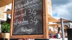 Wann haben welche geschäfte geöffnet? Innen Und Aussengastronomie In Bayern Diese Regeln Gelten Jetzt Freizeit Events Nordbayern