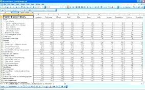 X Expense Sheet Template Excel Income Spreadsheet Monthly Unique ...