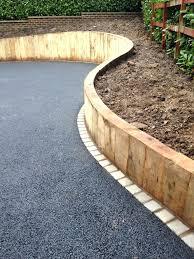 retainer wall ideas retaining wall design ideas by garden