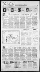 The BG News September 18, 2006