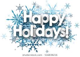 happy holidays images. Delighful Happy White Happy Holidays Background With Blue Snowflakes Vector Illustration In Happy Holidays Images Shutterstock