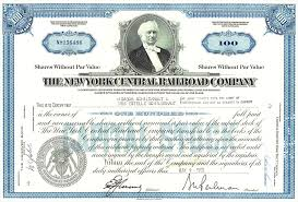 Stock Certificats Ever Seen Old Stock Certificates Budgets Are Sexy
