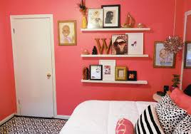 Small, Pink Teen Bedroom bedroom