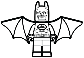 Lego batman pictures to color. Lego Superhero Coloring Pages Best Coloring Pages For Kids