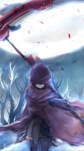 ... Preview Wallpaper Ruby, Rwby, Anime, Drawing, Cape