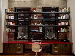 trendy home office design. trendy home office shelves design idea