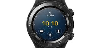 huawei digital watch. huawei watch 2 smart - wifi digital o