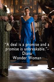 Wonder Woman Quotes Adorable Quote Of Wonder Woman QuoteSaga