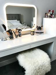 white makeup desk vanity mirror ideas to make your room more beautiful white makeup vanity desk white makeup