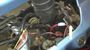 1966 mustang restoration underdash wiring harness youtube 68 Mustang Fuse Panel at Complete Wiring Harness 68 Mustang